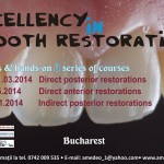 EXCELLENCY PROTOCOLS IN TOOTH RESTORATIONS with Dr. Alessandro CONTI