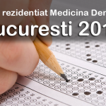 Grile rezidentiat Medicina Dentara Bucuresti 2015
