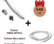 Pachet FIBRA OPTICA Turbina si furtun unit