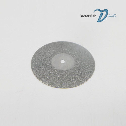 Disc Diamantat Tehnica Dentara de 220 mm grosime 045