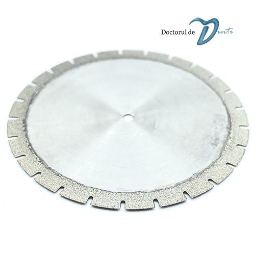 Disc diamantat sectionare modele din gips 40 mm C04
