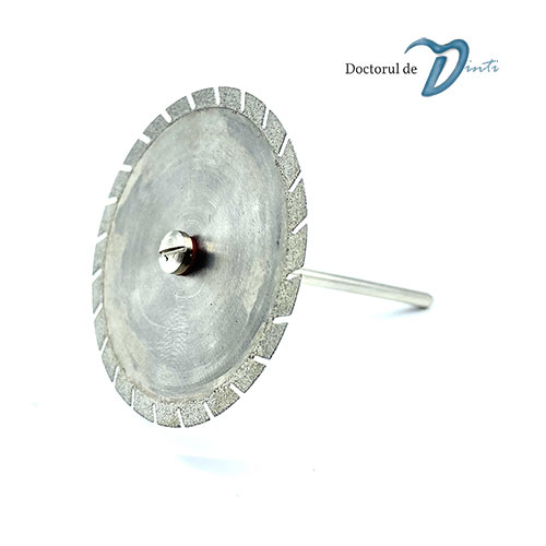 Disc diamantat sectionare modele gips 40 mm C08