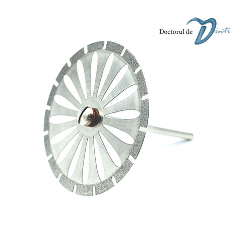 Disc diamantat sectionare modele gips 40 mm C10